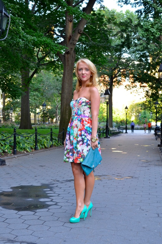 parker lily dress